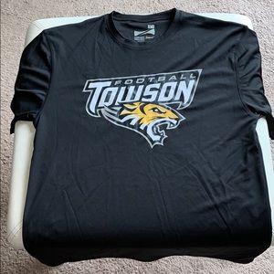 Towson University Athletic Football Tee